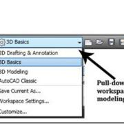 AutoCAD 2009 - Interface and File Structure Basics