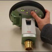 Leica GS15 RTK: Configuring a GS15 Receiver as a Rover