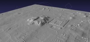 3D Tiwanaku